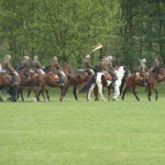 7 Pułk Strzelców Konnych w pełnej okazałości